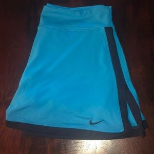 Nike drifit skort size small. Excellent condition